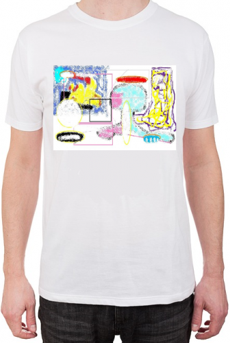 T-SHIRT 'FOGGY ME'